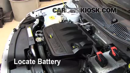 Battery Replacement 2011 2016 Jeep Compass 2011 Jeep