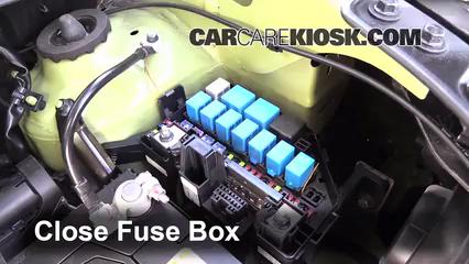 Replace a Fuse: 2010-2013 Kia Soul - 2011 Kia Soul Plus 2.0L 4 Cyl.
