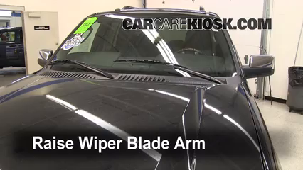 front wiper blade change ford fusion 2010 2012 2010. Black Bedroom Furniture Sets. Home Design Ideas