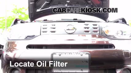 how to find the correct oil filter