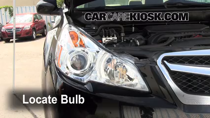 Drl Replacement 2010 2014 Subaru Legacy 2011 Subaru