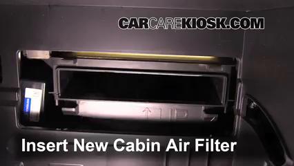 2010-2014 Subaru Outback Cabin Air Filter Check - 2011 ...