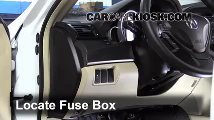 Fuse Interior Part on Acura Tsx 2004 Fuse Box Diagram