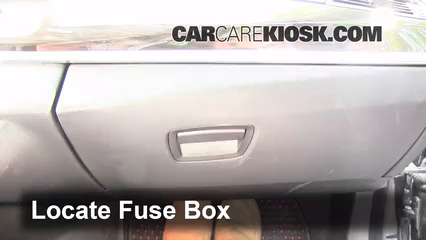 interior fuse box location 2010 2016 bmw 528i xdrive 2012 bmw locate interior fuse box and remove cover
