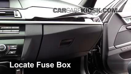 interior fuse box location 2010 2016 bmw 550i xdrive. Black Bedroom Furniture Sets. Home Design Ideas