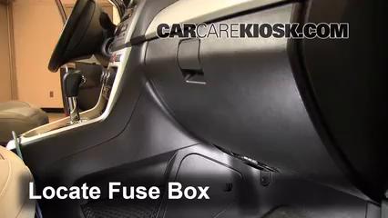interior fuse box location: 2012-2014 chevrolet captiva ... chevrolet orlando fuse box