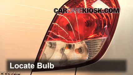 Reverse Light Replacement 2012 2014 Chevrolet Captiva