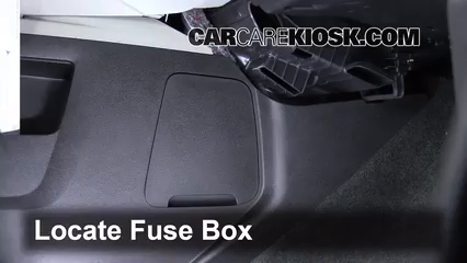 interior fuse box location 2010 2015 chevrolet equinox 2012 interior fuse box location 2010 2015 chevrolet equinox