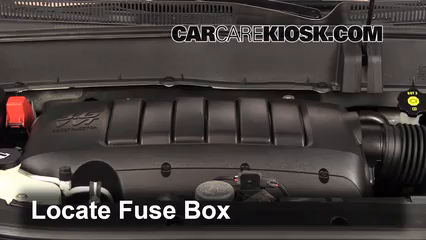 2012 traverse fuse box chevy traverse fuse box location replace a fuse: 2009-2012 chevrolet traverse - 2012 ... #12