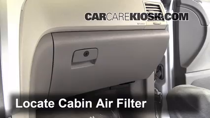 cabin filter replacement chevrolet traverse 2009 2012. Black Bedroom Furniture Sets. Home Design Ideas