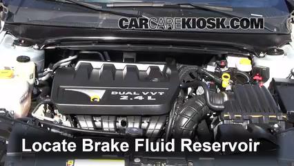 Chrysler Lx L Cyl Sedan Door Fbrake Fluid Part on 2010 Dodge Avenger Battery Location