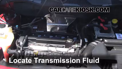 how to add transmission fluid jeep cherokee