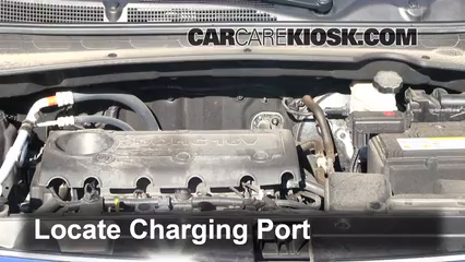 How To Add Refrigerant To A 2011 2016 Kia Sportage 2012