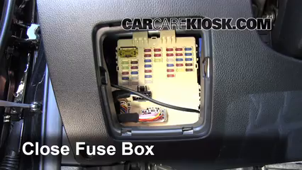 interior fuse box location 2011 2016 kia sportage 2012 kia interior fuse box location 2011 2016 kia sportage 2012 kia sportage ex 2 4l 4 cyl