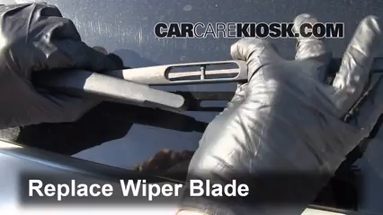 how to change rear wiper blade on 2010 mazda 3