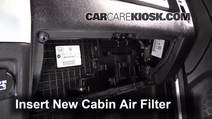 Cabin Filter Replacement  Ram 1500 20112016  2012 Ram