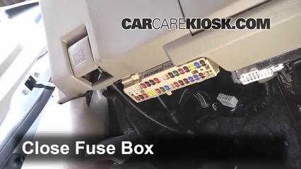 interior fuse box location 2008 2013 toyota highlander 2012 interior fuse box location 2008 2013 toyota highlander 2012 toyota highlander 3 5l v6