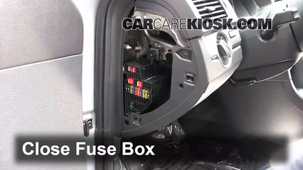 Interior Fuse Box Location 2012 2016 Volkswagen Passat