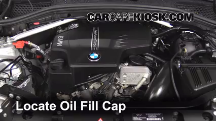 2011 2016 BMW X3 Oil Leak Fix 2013 BMW X3 xDrive28i 2 0L