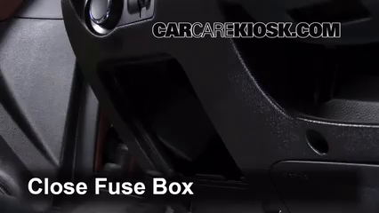 interior fuse box location 2011 2016 chevrolet cruze 2013 interior fuse box location 2011 2016 chevrolet cruze 2013 chevrolet cruze lt 1 4l 4 cyl turbo