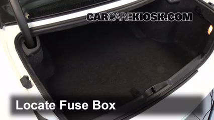 Interior Fuse Box Location 20112014 Dodge Charger 2013 Dodge – Dodge Magnum Rear Fuse Diagram
