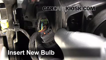 how to replace rear turn signal bulb 2005 dodge caravan