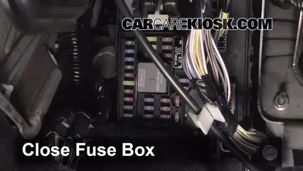 interior fuse box location 2008 2016 ford e 350 super. Black Bedroom Furniture Sets. Home Design Ideas