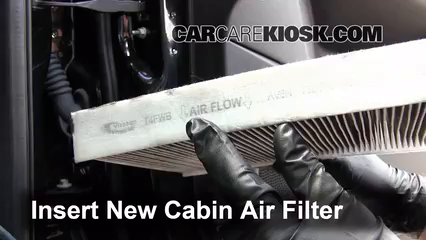 Cabin Filter Replacement Ford Escape 2013 2016 2013