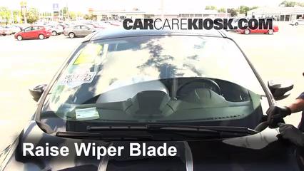 front wiper blade change ford escape 2013 2016 2013. Black Bedroom Furniture Sets. Home Design Ideas