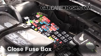 replace a fuse 2009 2016 ford flex 2013 ford flex