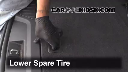 Tire Rotation With Spare >> Rotate Tires 2013-2016 GMC Acadia - 2013 GMC Acadia SLT 3.6L V6