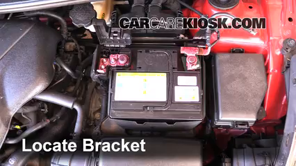 Battery Replacement 2012 2016 Hyundai Accent 2013