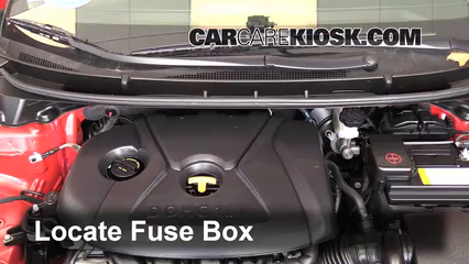 Blown Fuse Check 2013 2016 Hyundai Elantra Gt 2013