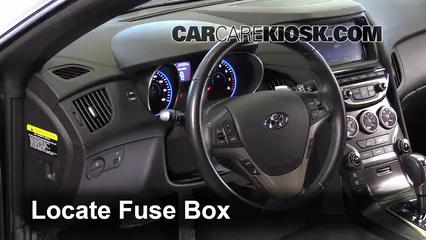 2013 2016 hyundai genesis coupe interior fuse check 2013 hyundai 2013 2016 hyundai genesis coupe interior fuse check