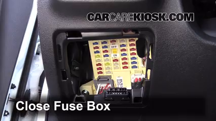 interior fuse box location 2012 2016 hyundai veloster 2013 Hyudnai Sonata Fuse Box Intrnal interior fuse box location 2012 2016 hyundai veloster 2013 hyundai veloster turbo 1 6l 4 cyl turbo