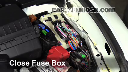 Replace a Fuse: 2009-2014 Nissan Maxima - 2009 Nissan ...