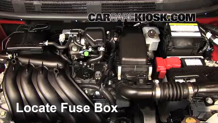 blown fuse check 2012-2016 nissan versa - 2013 nissan ... 2014 nissan versa fuse box location #3
