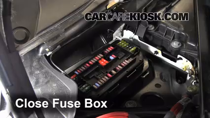 Replace A Fuse 2012 2016 Bmw 320i 2014 Bmw 320i 2 0l 4
