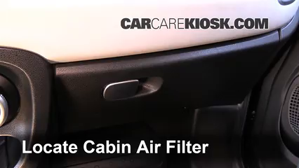 Cabin Filter Replacement Fiat 500l 2014 2016 2014 Fiat