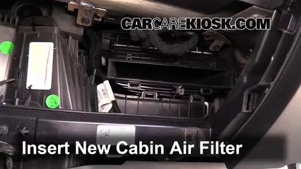 2014-2016 GMC Sierra 1500 Cabin Air Filter Check - 2014 ...