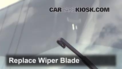 Front Wiper Blade Change Honda Accord 2013 2016 2014