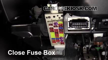interior fuse box location 2013 2016 lexus es350 2014