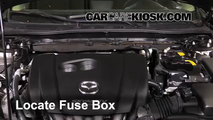 replace a fuse 2014 2016 mazda 3 2014 mazda 3 touring 2 0l 4 replace a fuse 2014 2016 mazda 3 2014 mazda 3 touring 2 0l 4 cyl sedan