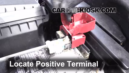How To Jumpstart A 2013 2015 Nissan Altima 2014 Nissan
