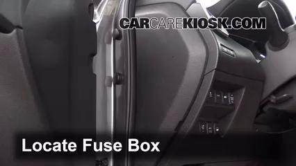 Nissan Rogue Sl L Cyl Ffuse Interior Part on Toyota Highlander Fuse Diagram