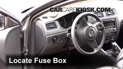 2011 2016 volkswagen jetta interior fuse check 2014. Black Bedroom Furniture Sets. Home Design Ideas