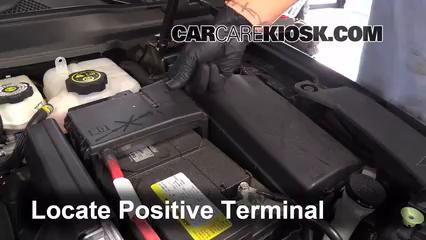 How To Jumpstart A 2014 2016 Chevrolet Impala 2014