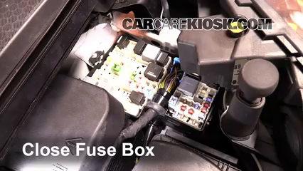 Ford Transit Connect Xl L Cyl Mini Cargo Van Ffuse Engine Part on Ford Transit Connect Fuse Box Diagram