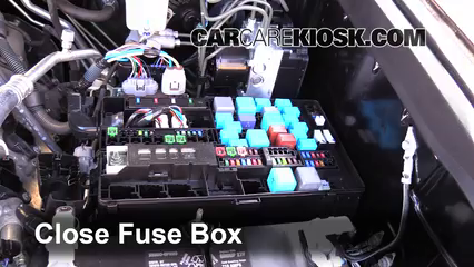 replace a fuse 2014 2016 toyota tundra 2015 toyota fuse box for 2007 mazda cx 9