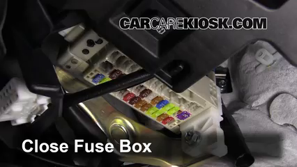 interior fuse box location 2012 2016 toyota yaris 2015 toyota interior fuse box location 2012 2016 toyota yaris 2015 toyota yaris le 1 5l 4 cyl hatchback 4 door